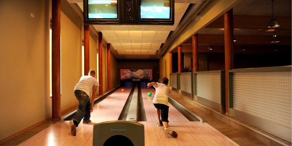 Roosta Puhkeküla bowling